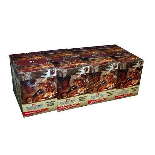 Dungeons & Dragons Tyranny of Dragons Brick - 8 Packs