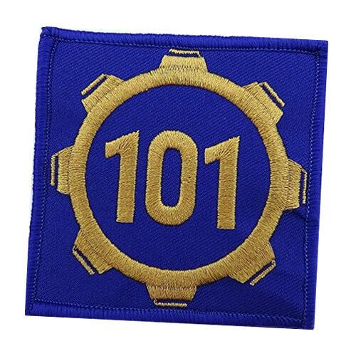 "Vault 101 Fallout Patch 3"" x 3"""