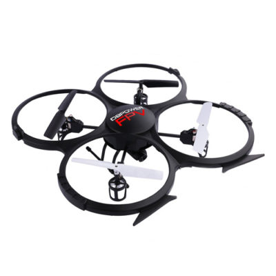 DBPOWER U818A WiFi FPV RC Drone HD