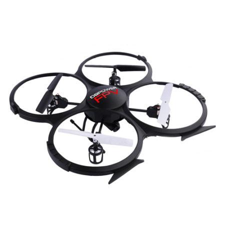 DBPOWER U818A WiFi FPV RC Drone HD