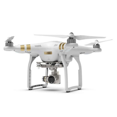 DJI Phantom 3 Professional Quadcopter 4K UHD