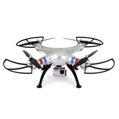 Syma X8g 2.4g 4ch 6 Axis Drone 5mp 1080p Action HD