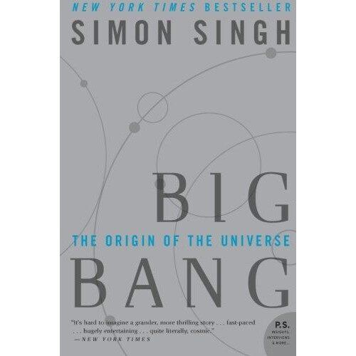 Big Bang, The Origin of the Universe