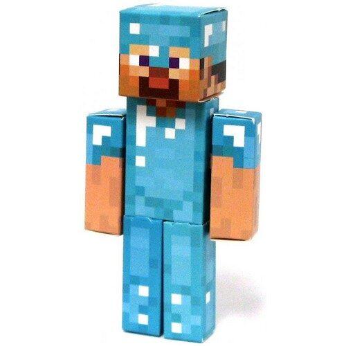 Minecraft Jazwares Papercraft Diamond Steve