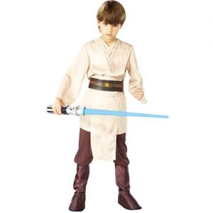 Star Wars Episode III Kids Jedi Knight Costume