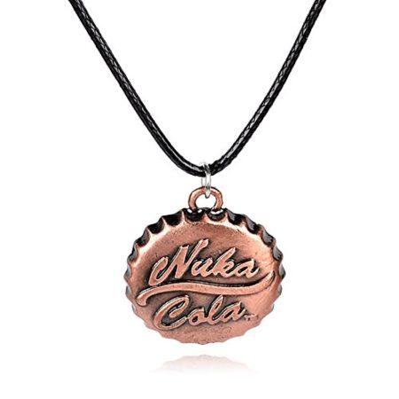 Fallout 4 Nuka Cola Bottle Cap Necklace