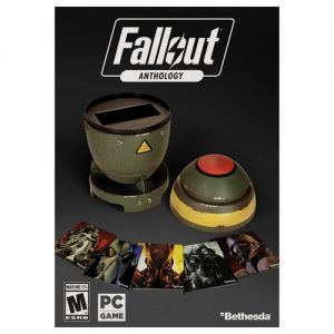 Fallout Anthology All Games for PC
