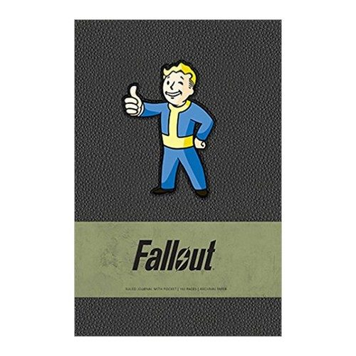Fallout Hardcover Journal