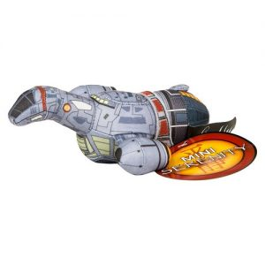 Quantum Mechanix Firefly Mini Serenity Plush