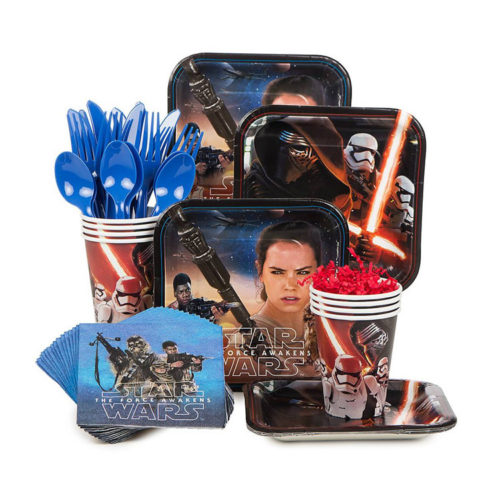 Everything you need for a Halloween Star Wars Party