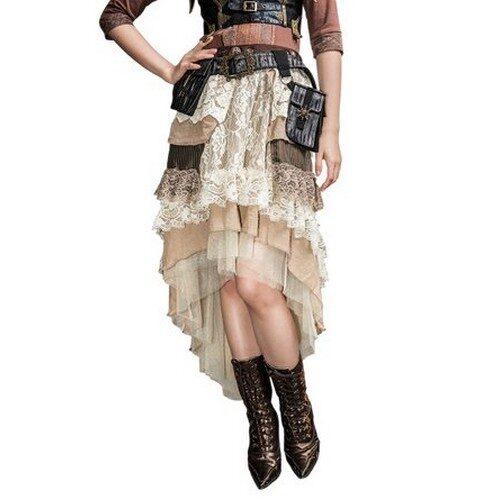 Steampunk Victorian Gothic Dress