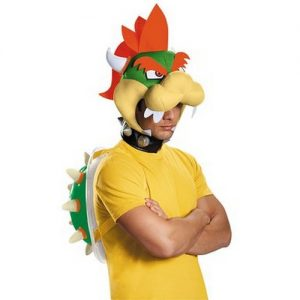 Super Mario Bros Bowser Costume Kit