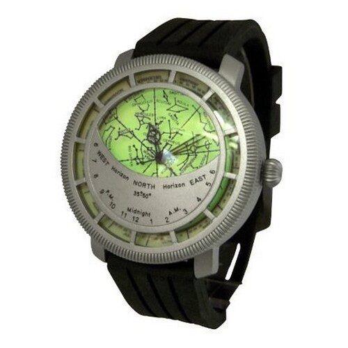 Working Planisphere Watch