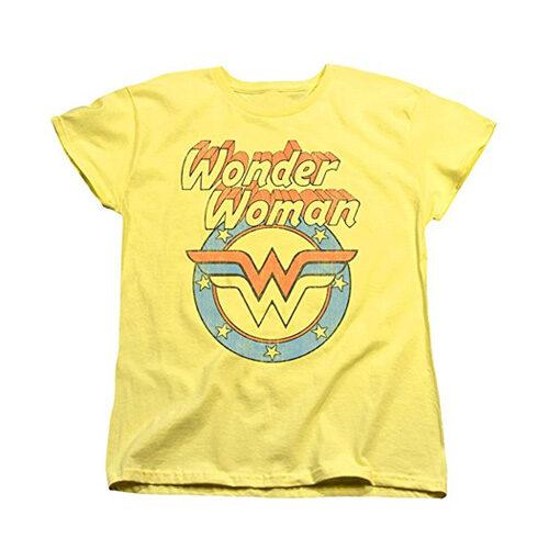 Wonder Women / Girls T-Shirt + Stickers