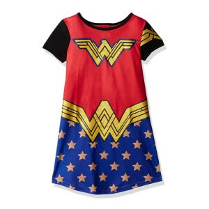 DC Comics Wonder Woman Costume/Nightgown/PJ