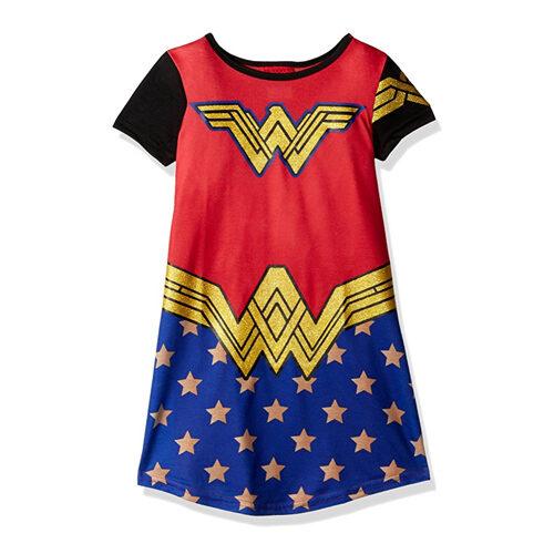 DC Comics Wonder Woman Costume/Nightgown/PJ