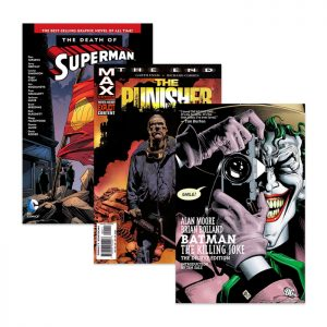 Amazing Best One-Shot and Single-Issue Comics of All Time