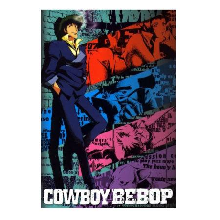 Cowboy Bebop - Anima / Manga TV Show Poster