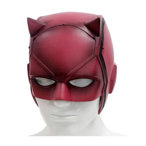 Daredevil PVC Mask Helmet Prop for Adults