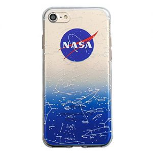 NASA iPhone Case, Shock-Absorption Bumper and Anti-Scratch