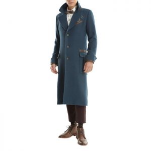 Fantastic Beasts And Where To Find Them Newt Scamander Overcoat
