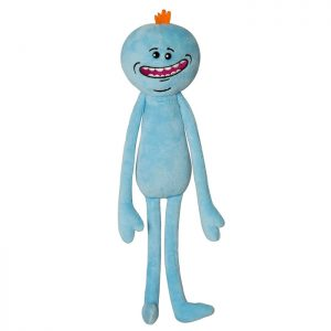 Rick and Morty Happy Meeseeks Plush Stuffed Toy
