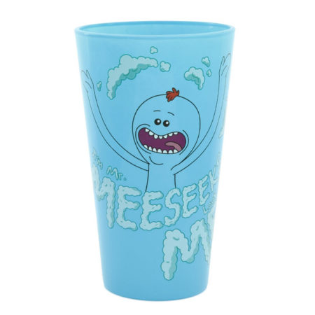 Rick and Morty Exclusive Pint Glass - Meeseeks