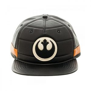 Star Wars Black Squadron Snapback Baseball Cap Hat