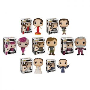 Hunger Games Funko Pops! Complete Set of 7