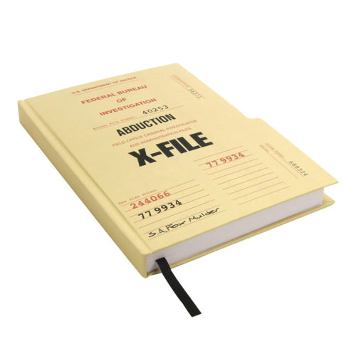 The X Files Case Journal