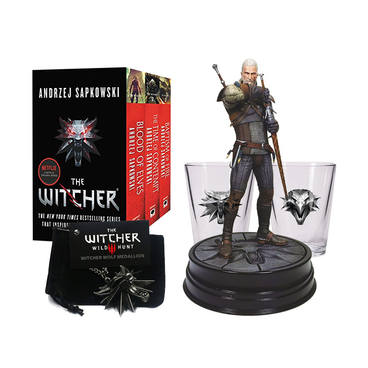 Original The Witcher Gift Ideas for Fans of the Games and Series