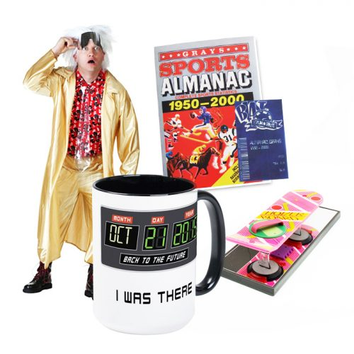 Back to the Future Gifts and Products