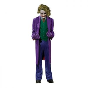 Batman The Dark Knight The Joker Costume And Mask