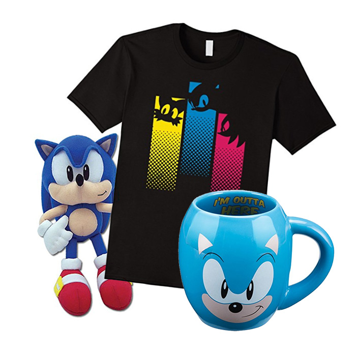 Top 10 Sonic the Hedgehog Gift Ideas and Products