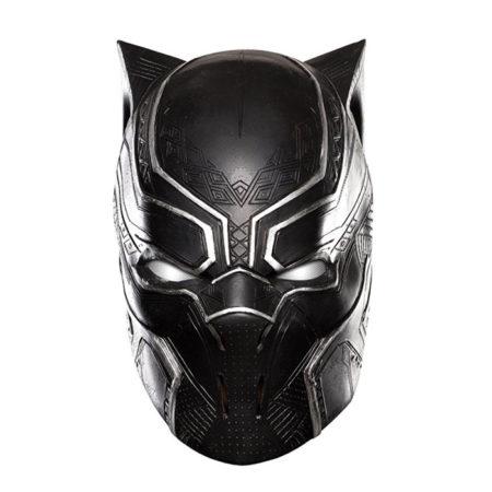 Marvel Black Panther Full Vinyl Mask