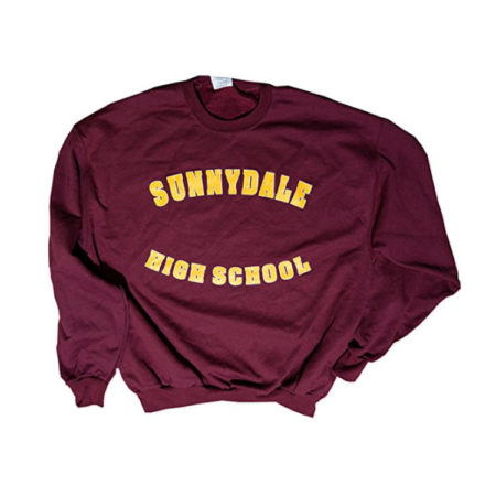 Buffy the Vampire Slayer Sunnydale High Long Sleeve Sweatshirt