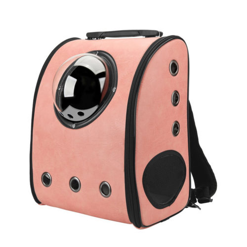 Bubble Backpack Pet Carrier for Cats and Dogs