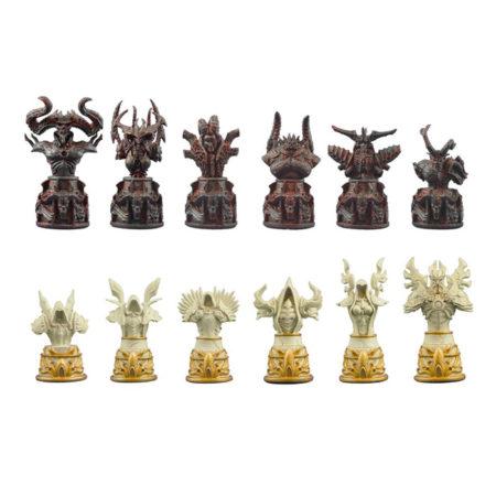 Diablo III Chess Set - Demons & Angels Limited Edition