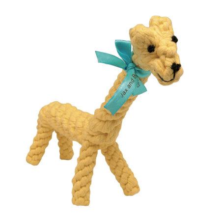 Jax and Bones Jerry the Giraffe Rope Toy