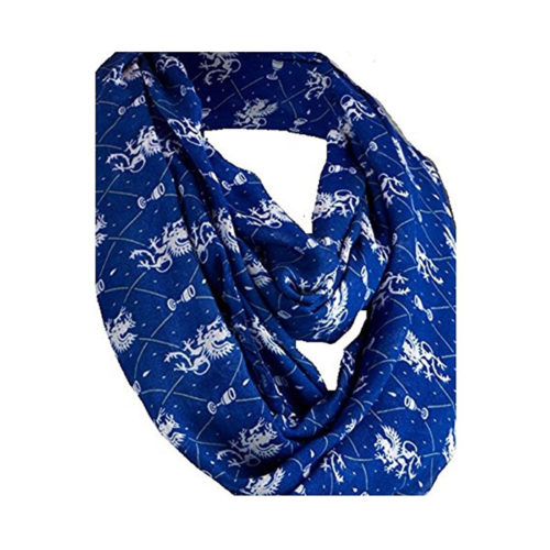 Dragon Age Inquisition Grey Warden Infinity Scarf