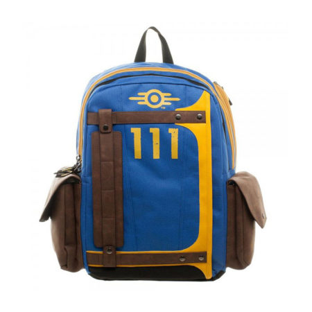 Fallout Vault 111 Armored Laptop Backpack Rucksack