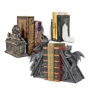 Ten Gorgeous Bookends to Protect Your Treasured Books