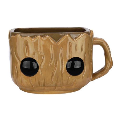 Guardians Of The Galaxy Groot Ceramic Mug