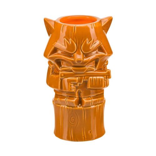Guardians of the Galaxy Rocket Racoon Ceramic Tiki Mug
