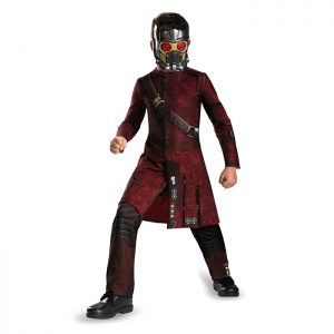 Guardians of The Galaxy Star-Lord Boys Costume