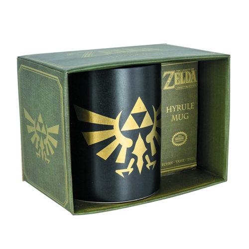 The Legend of Zelda Hyrule Coffee Mug