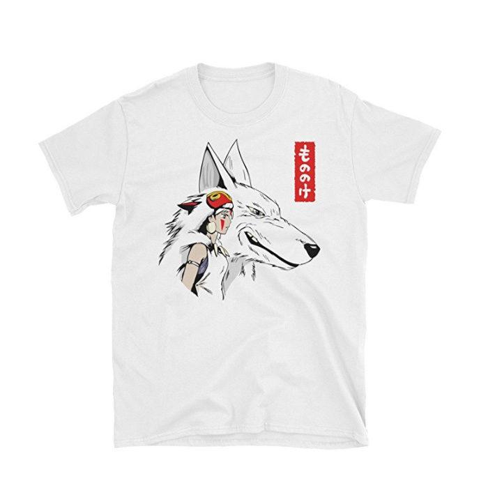 Princess Mononoke Studio Ghibli Unisex T-Shirt