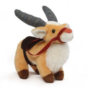 Princess Mononoke Yakul Elk Plush Toy