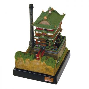 Benelic Spirited Away Bath House Diorama
