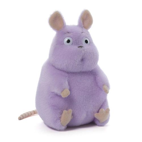 Gund Spirited Away Stuffed Boh Mouse Seated Plush